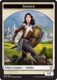 Soldier Token [Dominaria]