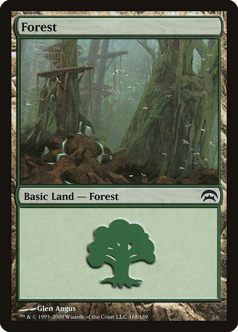 Forest [Planechase] | Emerald Dragon Games