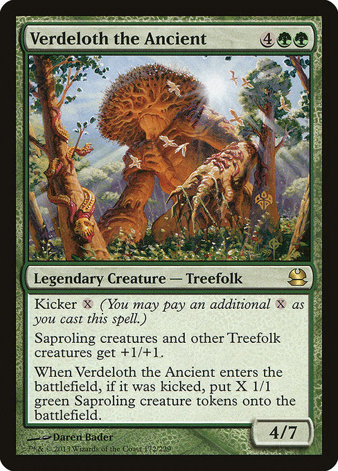 Verdeloth the Ancient [Modern Masters] | Emerald Dragon Games