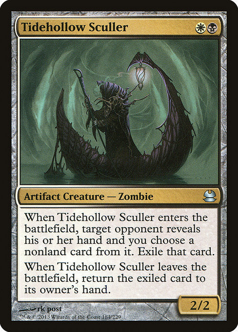 Tidehollow Sculler [Modern Masters] | Emerald Dragon Games