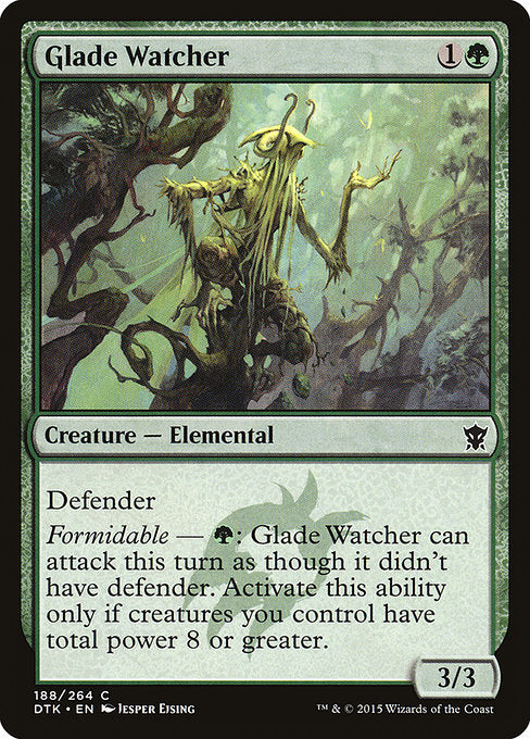 Glade Watcher [Dragons of Tarkir] | Emerald Dragon Games