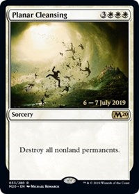 Planar Cleansing [Prerelease Cards]