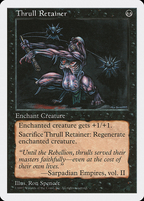 Thrull Retainer [Fifth Edition] | Emerald Dragon Games