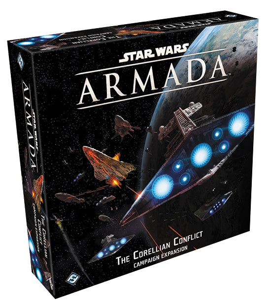 Star Wars Armada: The Corellian Conflict Campaign Expansion