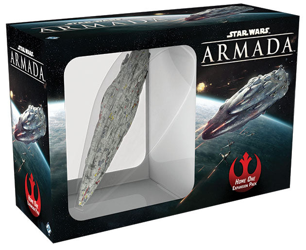 Star Wars Armada: Home One Expansion Pack | Emerald Dragon Games