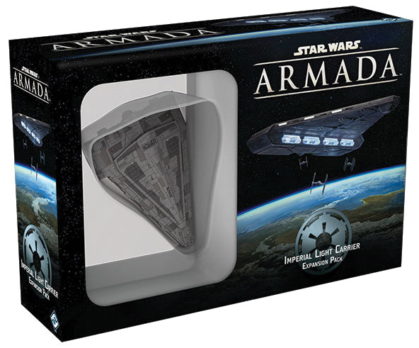 Star Wars Armada: Imperial Light Carrier Expansion Pack | Emerald Dragon Games