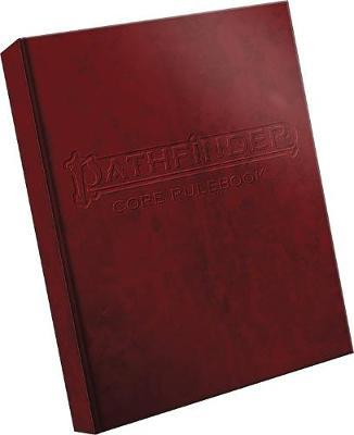 PATHFINDER RPG - SECOND EDITION: CORE RULEBOOK - SPECIAL EDITION Pre-Order