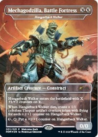 Mechagodzilla, Battle Fortress - Hangarback Walker (Welcome Back Promo) [Unique and Miscellaneous Promos] | Emerald Dragon Games