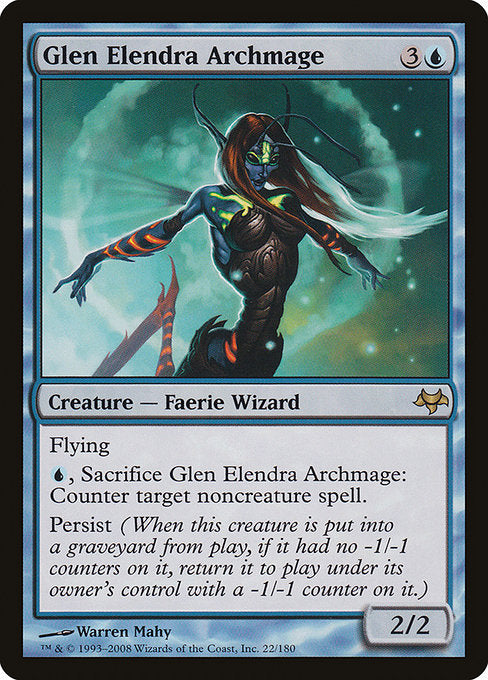 Glen Elendra Archmage [Eventide] | Emerald Dragon Games