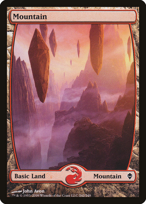 Mountain [Zendikar] | Emerald Dragon Games