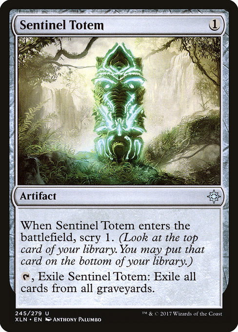 Sentinel Totem [Ixalan] | Emerald Dragon Games