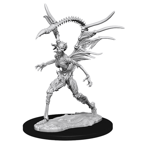 Pathfinder Deep Cuts Unpainted Miniatures: Bone Devil