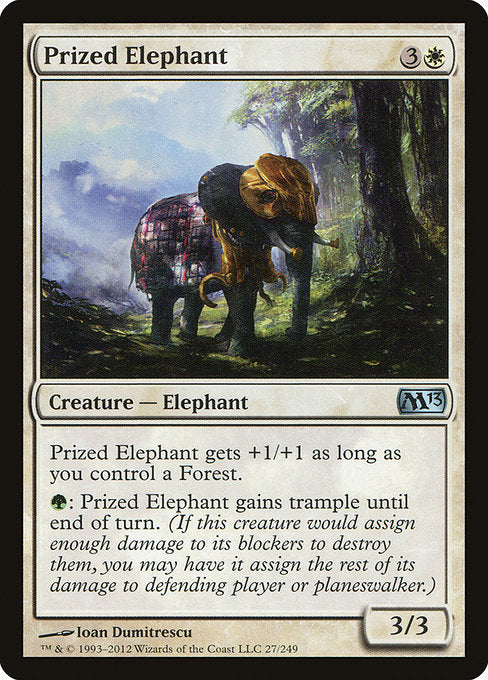 Prized Elephant [Magic 2013]