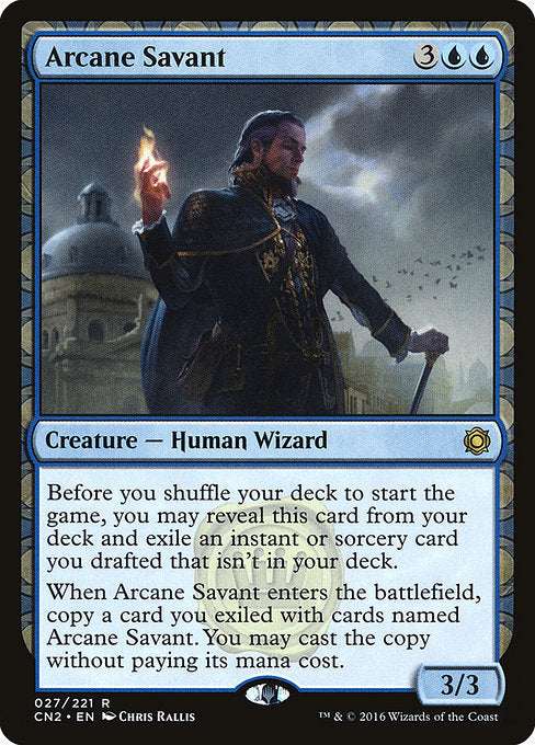 Arcane Savant [Conspiracy: Take the Crown] | Emerald Dragon Games