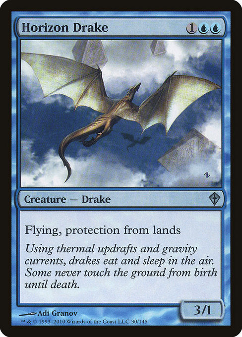 Horizon Drake [Worldwake] | Emerald Dragon Games