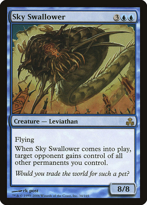 Sky Swallower [Guildpact] | Emerald Dragon Games
