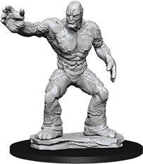 D&D Nolzur`s Marvelous Unpainted Miniatures: W10 Clay Golem | Emerald Dragon Games