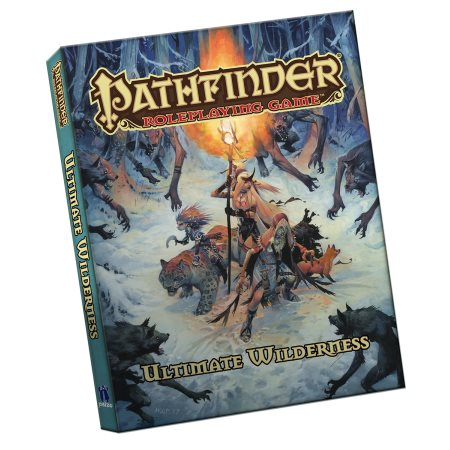 PATHFINDER ROLEPLAYING GAME: ULTIMATE WILDERNESS - POCKET EDITION