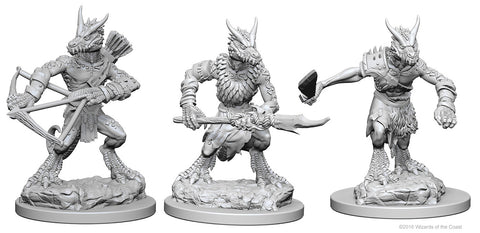 Dungeons & Dragons Nolzur`s Marvelous Unpainted Miniatures: W1 Kobolds