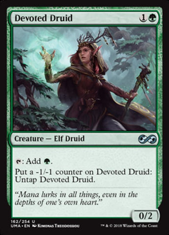 Devoted Druid [Ultimate Masters]