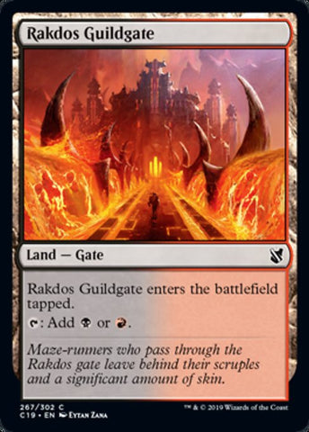 Rakdos Guildgate [Commander 2019]