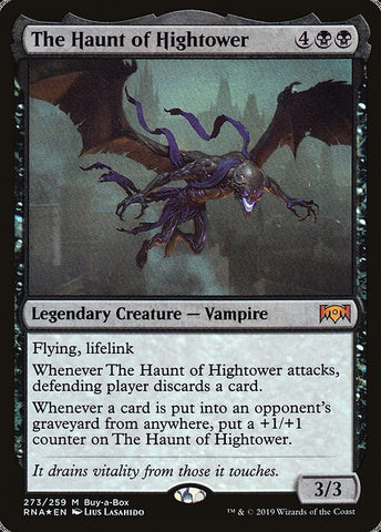 The Haunt of Hightower [Ravnica Allegiance]