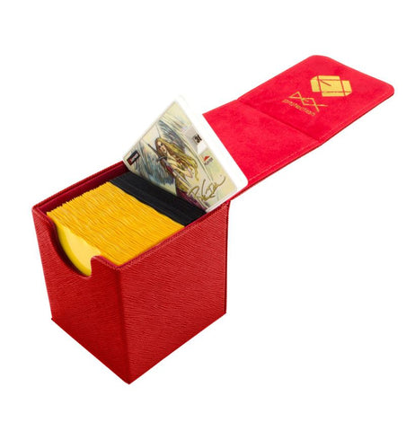 Creation Line Deck Box: Small - Red