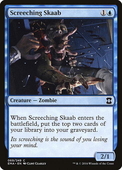 Screeching Skaab [Eternal Masters] | Emerald Dragon Games