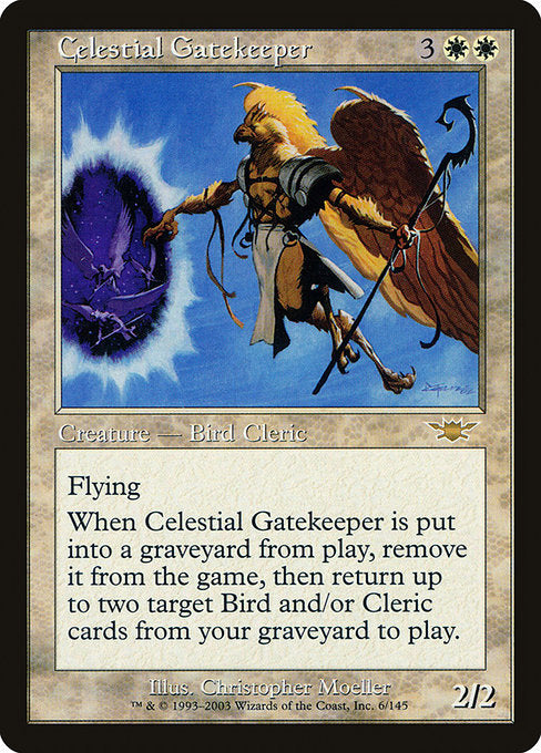 Celestial Gatekeeper [Legions] | Emerald Dragon Games