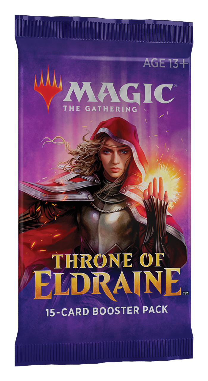 Magic the Gathering MTG Throne of Eldraine Booster Pack | Emerald Dragon Games