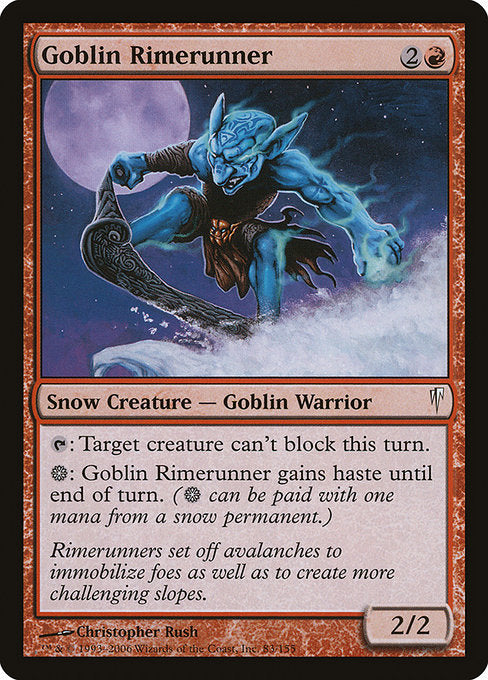 Goblin Rimerunner [Coldsnap] | Emerald Dragon Games