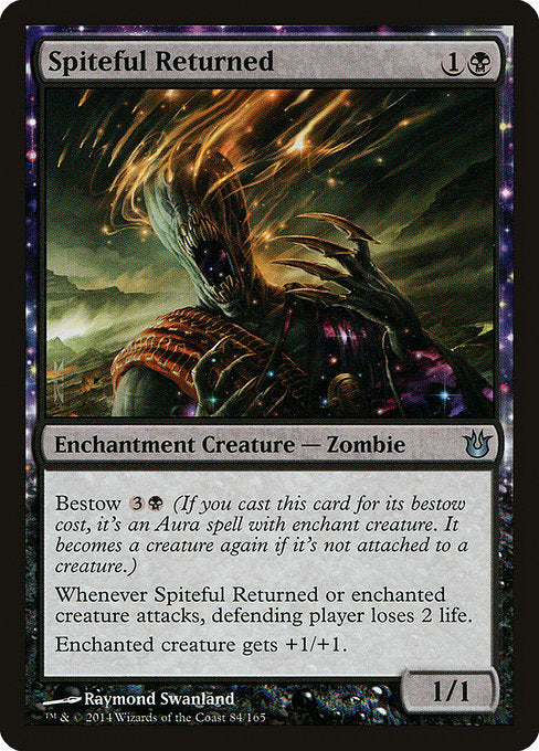 Spiteful Returned [Born of the Gods]