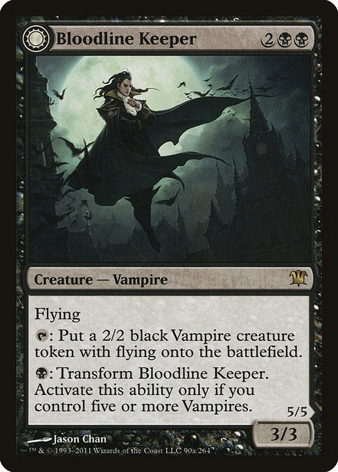 Bloodline Keeper // Lord of Lineage [Innistrad]