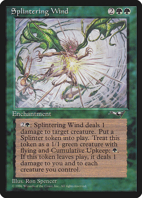 Splintering Wind [Alliances] | Emerald Dragon Games