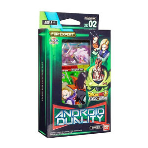 Dragon Ball Super Android Duality Starter Deck | Emerald Dragon Games