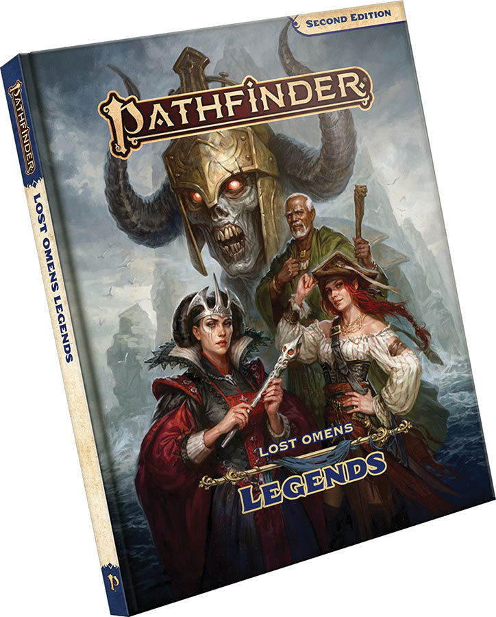 Pathfinder RPG: Lost Omens - Legends Hardcover (P2) | Emerald Dragon Games