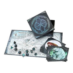 D&D Adventure Icewind Dale: Rime of the Frostmaiden Dice Set | Emerald Dragon Games