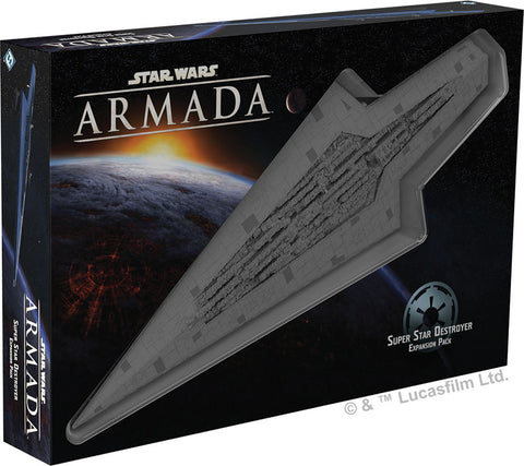 Star Wars Armada: Super Star Destroyer Expansion Pack Pre-Buy