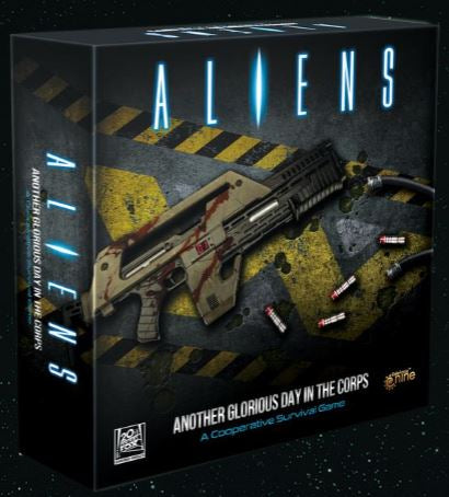 Aliens: A Cooperative Board Game Pre-Order