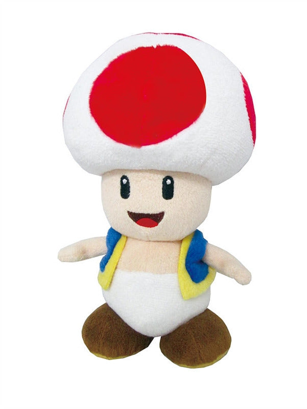 8in Toad Plush | Emerald Dragon Games