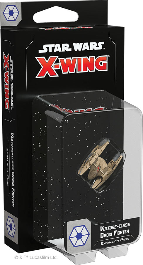 Star Wars X-Wing: 2nd Edition - Vulture-Class Droid Fighter Expansion Pack | Emerald Dragon Games