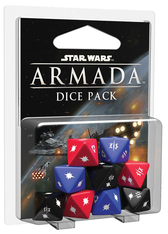 Star Wars Armada: Dice Pack | Emerald Dragon Games