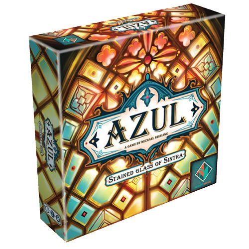 AZUL - STAINED GLASS OF SINTRA | Emerald Dragon Games