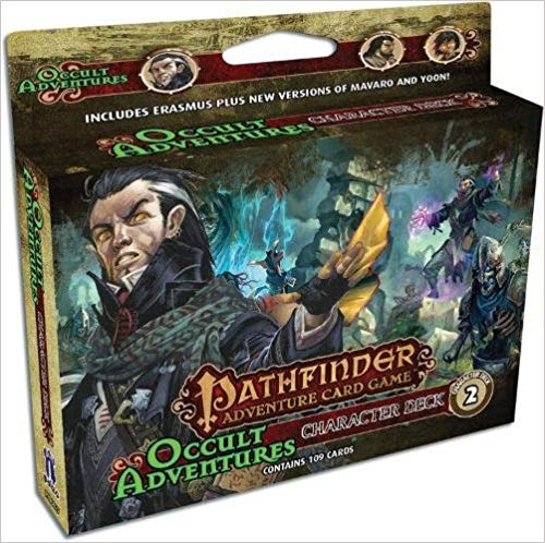 Pathfinder Adventure Card Game: Occult Adventures Character Deck