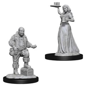 Pathfinder Deep Cuts: (Serving Girl/Merchant)