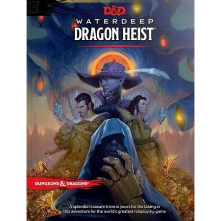 DUNGEONS AND DRAGONS 5E: WATERDEEP: DRAGON HEIST | Emerald Dragon Games