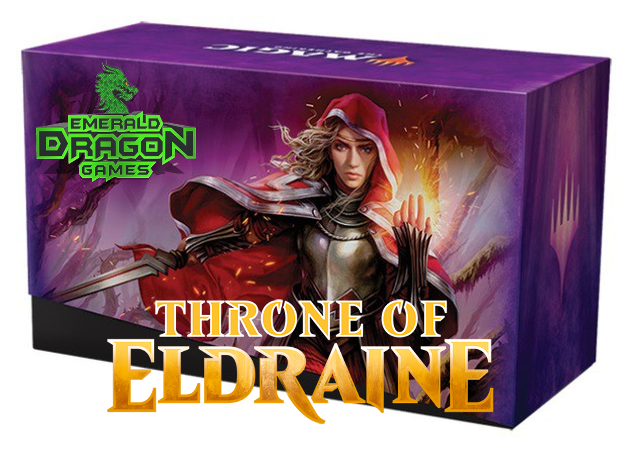 MTG: THRONE OF ELDRAINE BUNDLE | Emerald Dragon Games