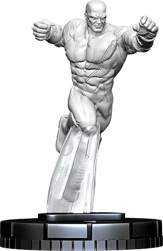 Marvel HeroClix: Deep Cuts Unpainted Miniatures - Colossus | Emerald Dragon Games
