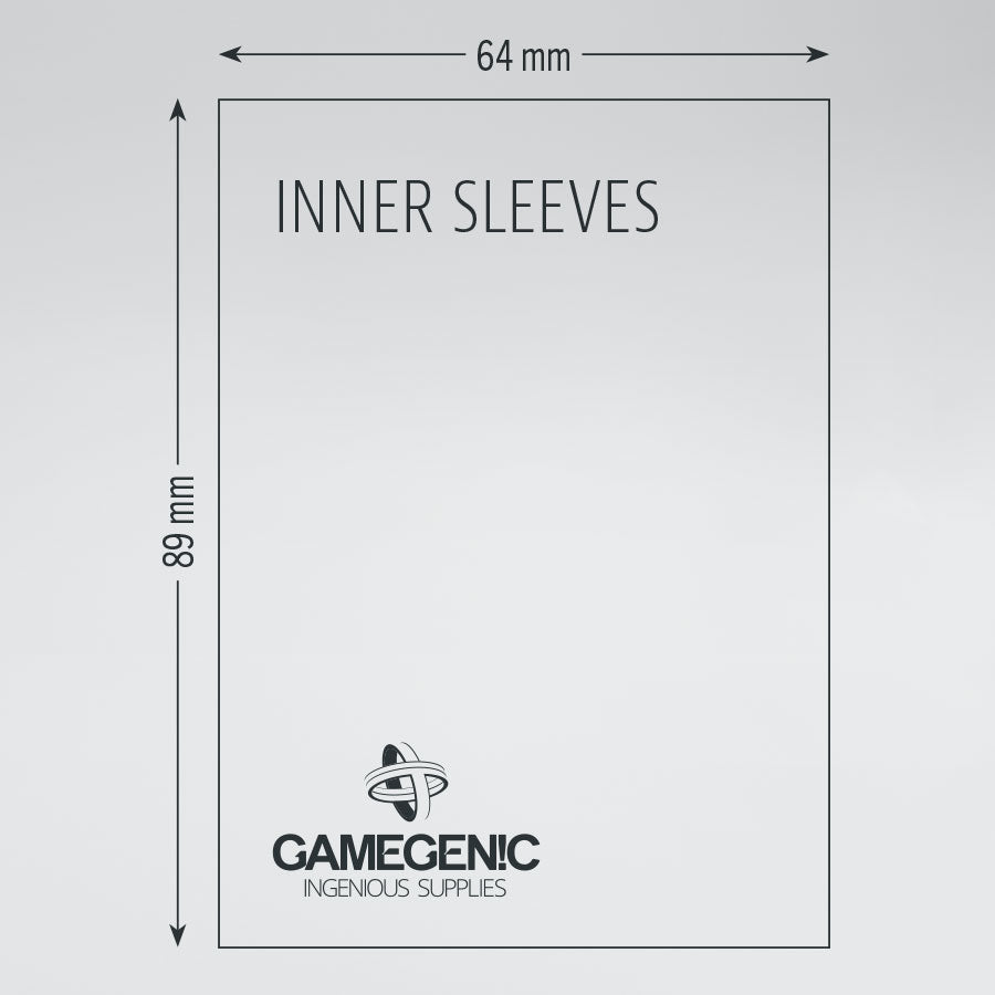 INNER SLEEVES | Emerald Dragon Games