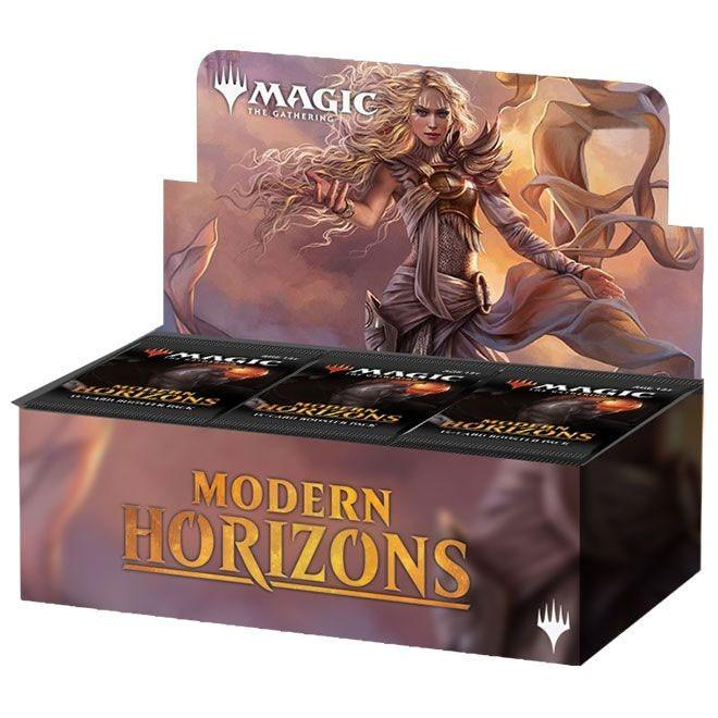 Pre-Release in-store pick-up MtG Modern Horizons Booster Box with PROMO
